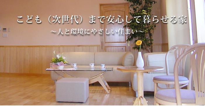 地熱の家のムサシノ建設